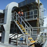 Orora - packaging plant, stairs & platforms