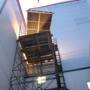Dryer installation - Clandeboye dairy plant