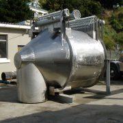 Steam superheater for Dunedin fertiliser plant
