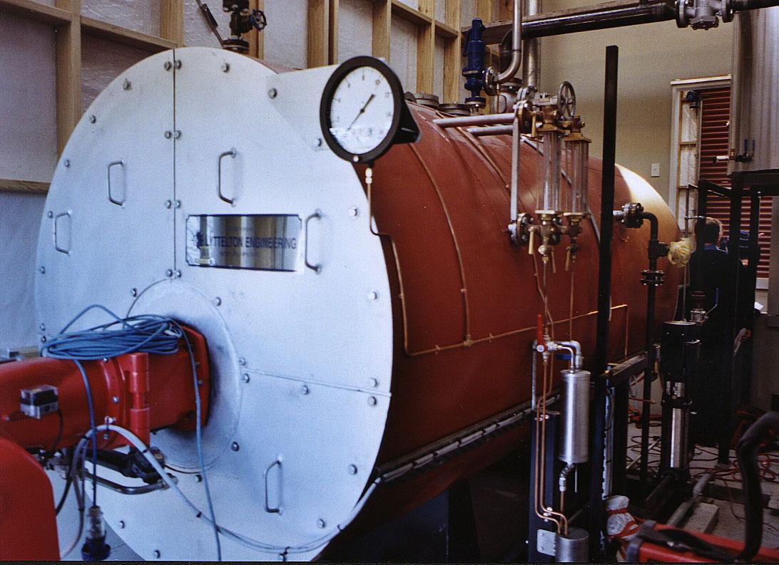 Christchurch - 1MW gas
