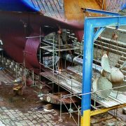 Trawler - Mainstream - tailshaft survey