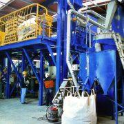 Fertiliser plant installation - Hororata