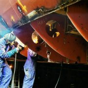 Freighter - Spirit of Competition - hull repairs