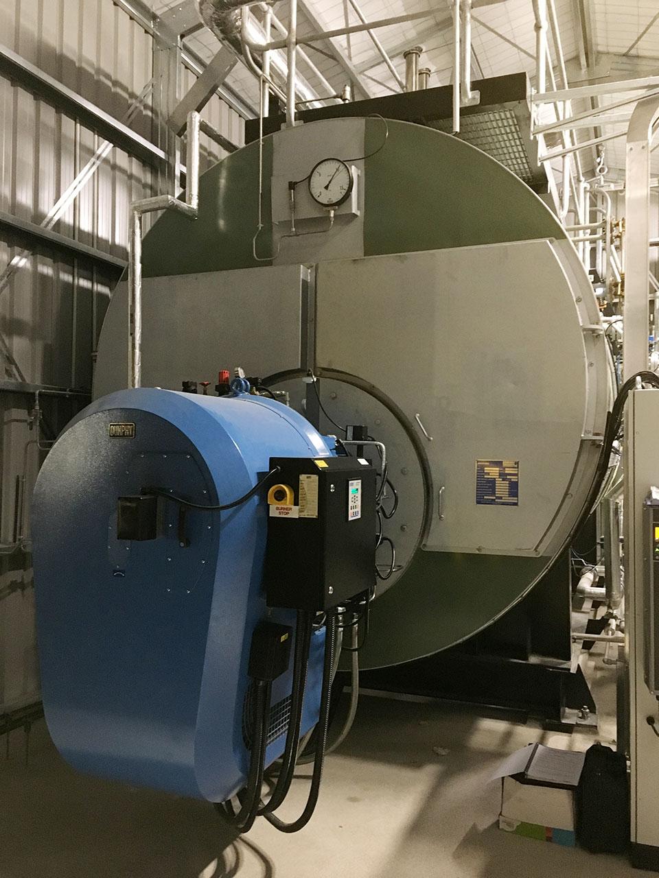 Glenavy - 8MW gas