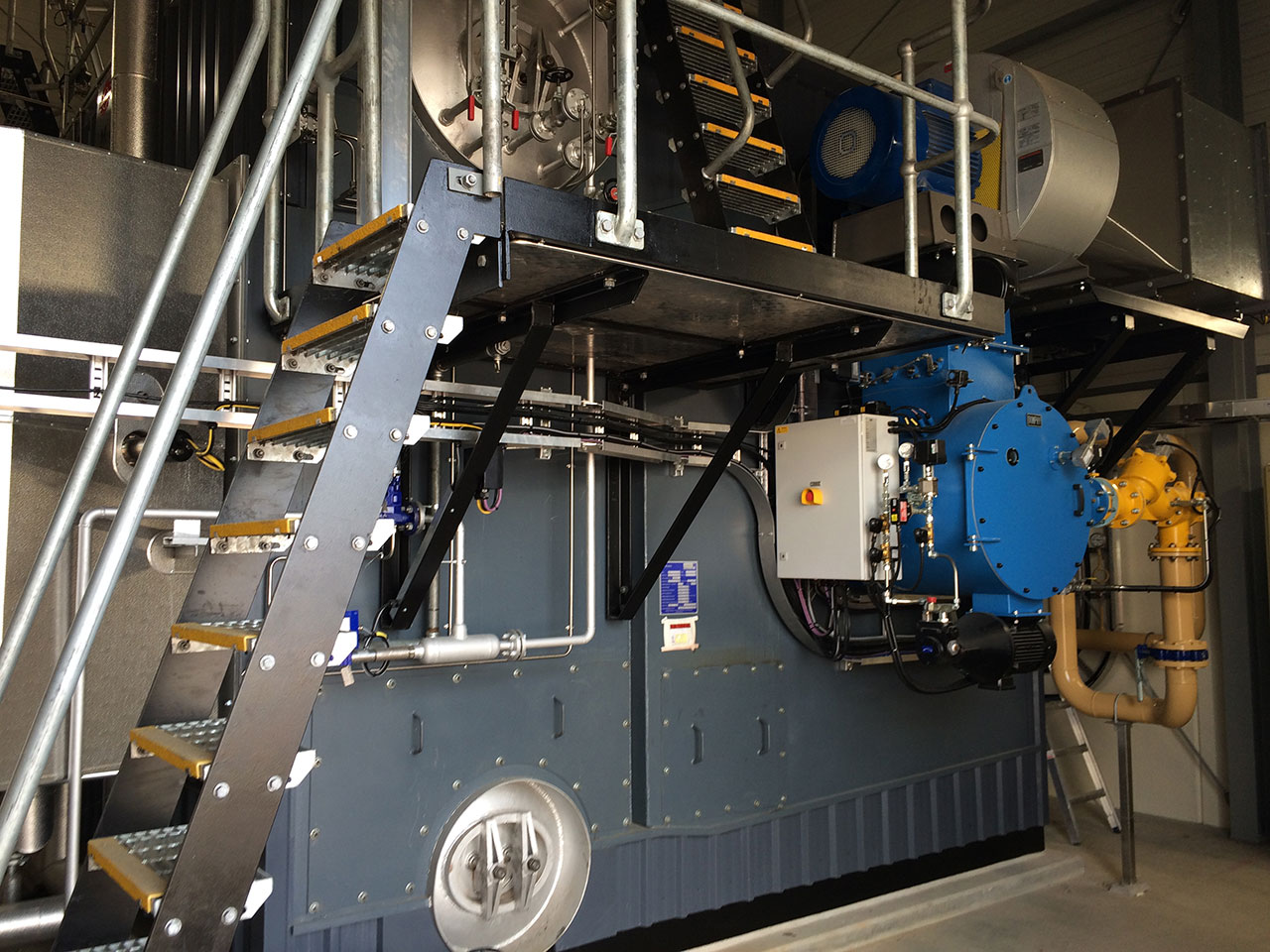 Morrinsville - 14MW gas