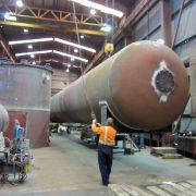 50T capacity LPG vessel