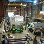 8MW boiler & furnace