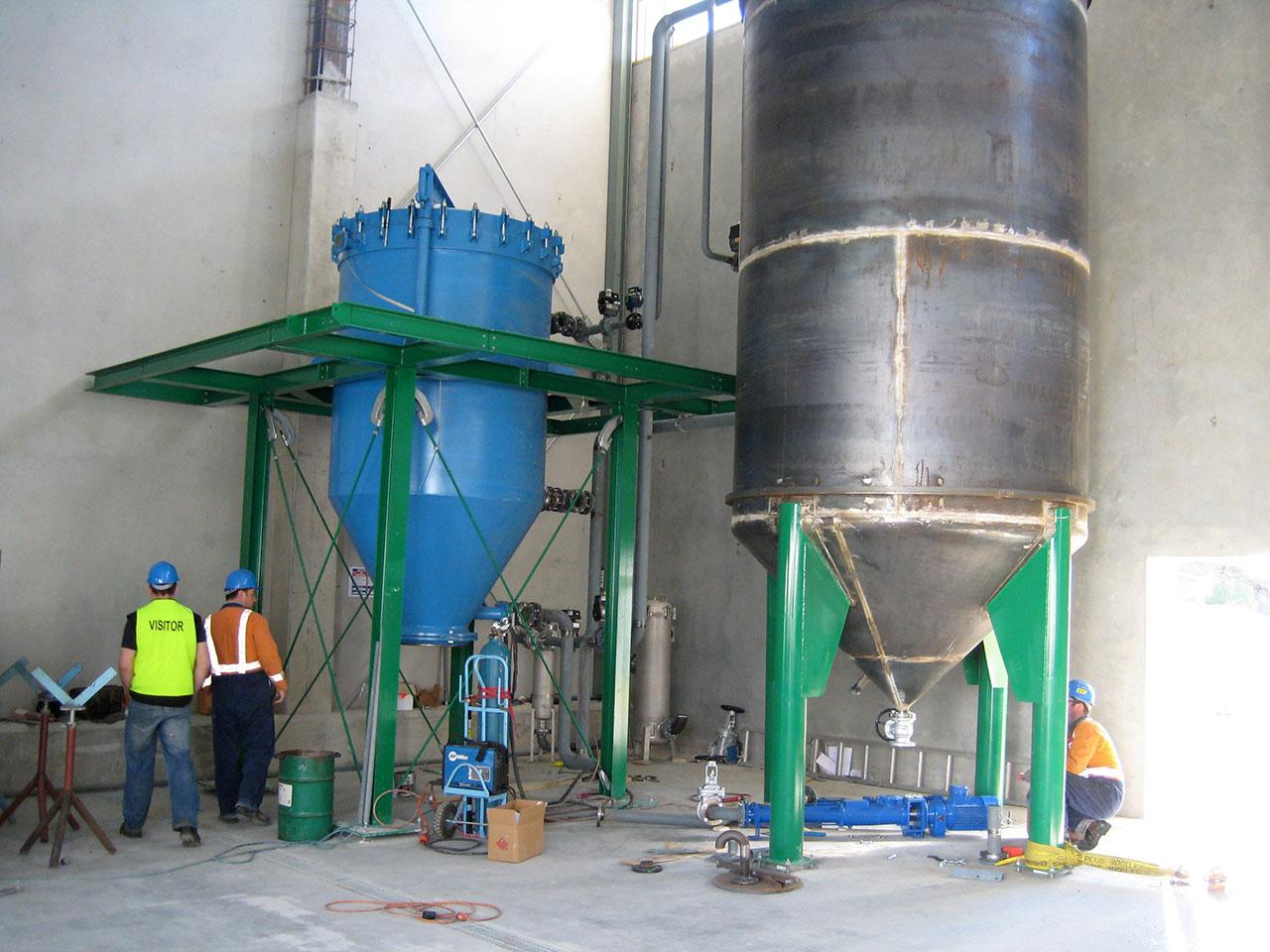 biodiesel plant installation - Christchurch