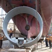 Trawler - Sureste - nozzle installation