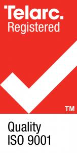 Telarc QMS registration ISO9001:2015